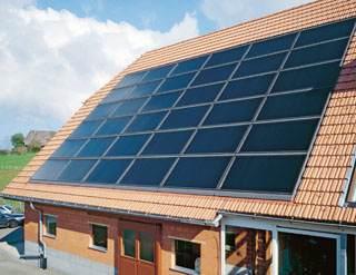 solaire thermique et photovolta que les solutions solutions. Black Bedroom Furniture Sets. Home Design Ideas
