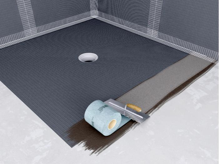 Douches l italienne 3 solutions pour une douche de for Joint carrelage hydrofuge weber