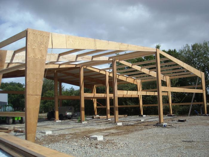 Structure bois quels modes constructifs solutions for Structure de bois