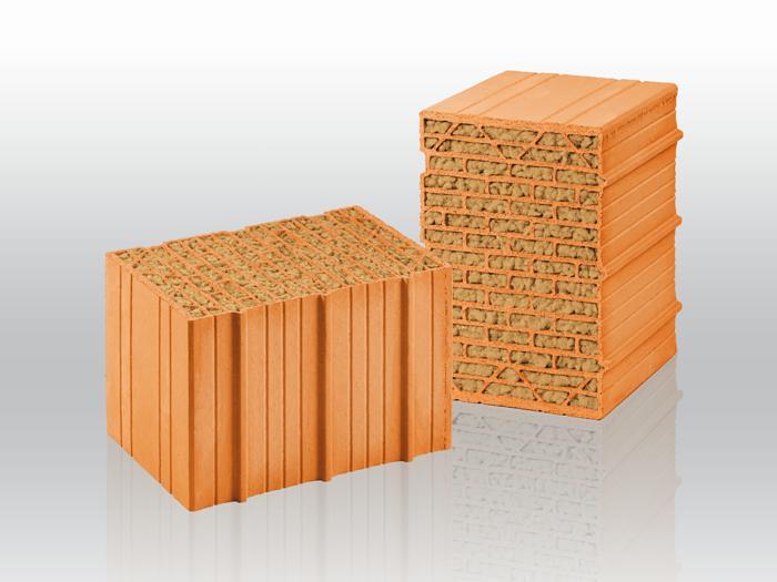 bau 2015 briques monomur avec isolation int gr e. Black Bedroom Furniture Sets. Home Design Ideas