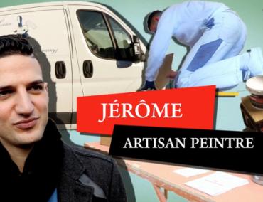 Jérôme dans Ma vie d'artisan et de maître d'apprentissage