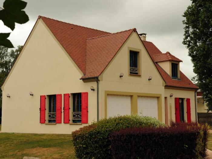 maison pierre modele vente terrain maison terrain maison m saintpierre with maison pierre. Black Bedroom Furniture Sets. Home Design Ideas
