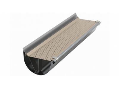 gutterstark zinc evacuation des eaux pluviales goutti res 46380p1. Black Bedroom Furniture Sets. Home Design Ideas