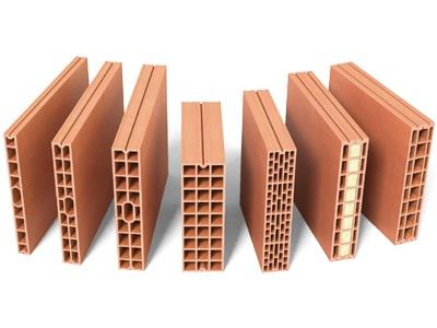 carrobric en carreaux de terre cuite cloisons 47822p1. Black Bedroom Furniture Sets. Home Design Ideas