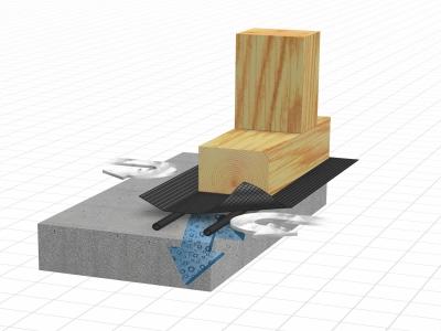 delta venstop etanch it imperm abilisation film 45147p1. Black Bedroom Furniture Sets. Home Design Ideas