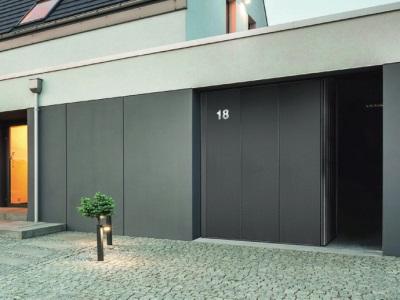 Novoside m tallique portes de garage coulissantes for Garage recherche apprenti mecanicien