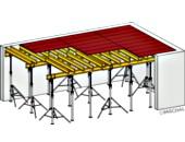 paschal deck banches coffrages bois equipement ma onnerie 44381p1. Black Bedroom Furniture Sets. Home Design Ideas