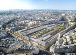 Gare du Nord : le ministre prend acte des dérives majeures du projet et de son arrêt