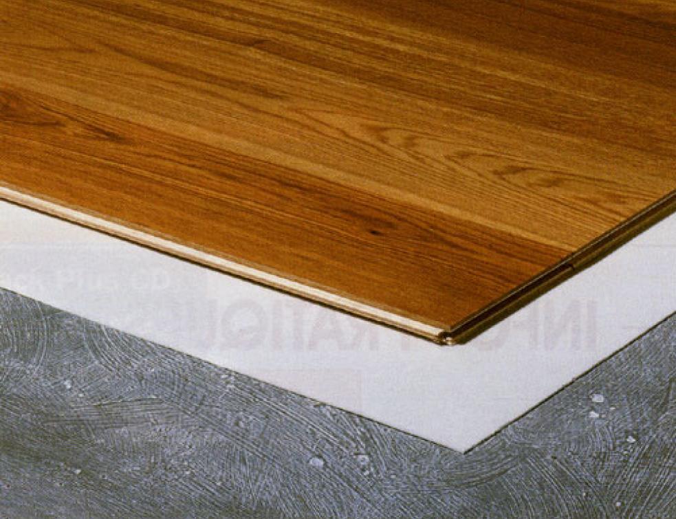 pose sous couche parquet avec pare vapeur lamett sous couche parquet et stratifi pare vapeur. Black Bedroom Furniture Sets. Home Design Ideas