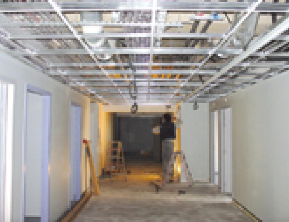 Dtu 58 1 Plafonds Suspendus Une Nouvelle Documentation