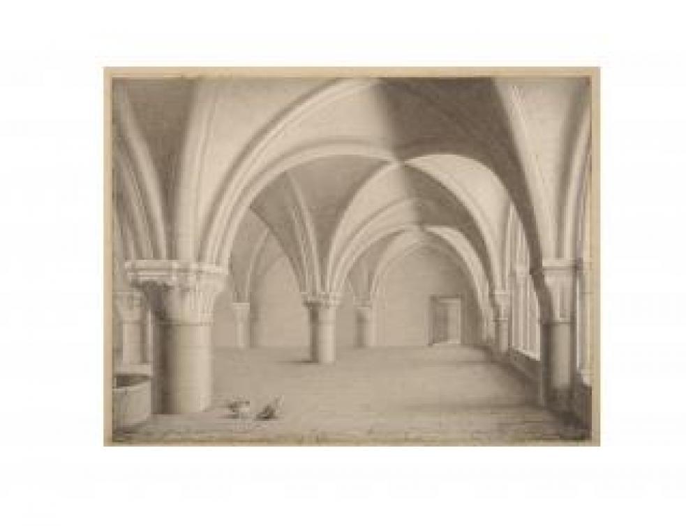 Architecte Cambrai l'architecture s'installe au musée de cambrai architecture