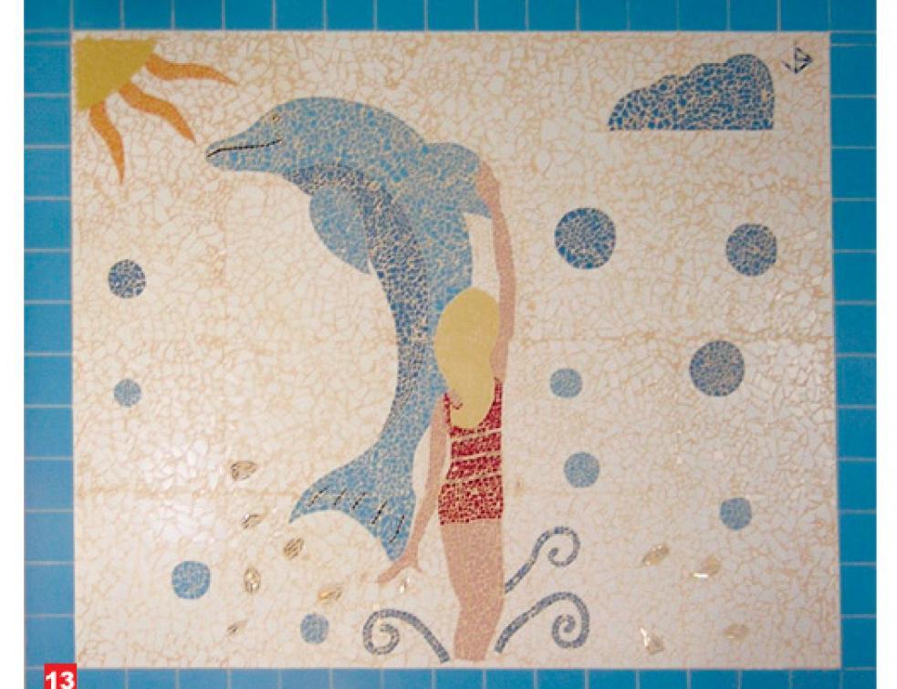 Tableau Mosaique Personnalisé 3 techniques pour créer une mosaïque mise en oeuvre