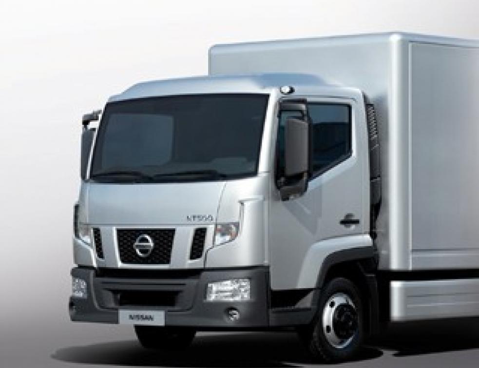 Nissan Offre Un Successeur A L Atleon Le Nt500 Camion Leger