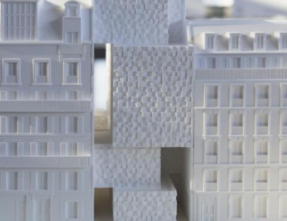Un projet de centre culturel marocain à Paris Immobilier-Logement