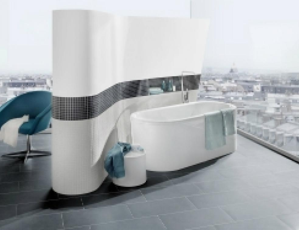 WEDI MOLTOROMO : Panneau de salle de bain modulaire pour des