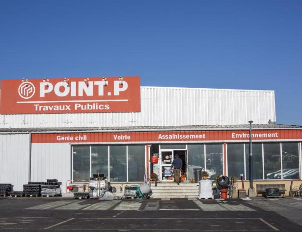 Point P Tp Développe Son Expertise Et Son Réseau