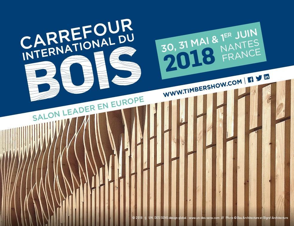 Carrefour International Du Bois Rendez Vous à Nantes Les