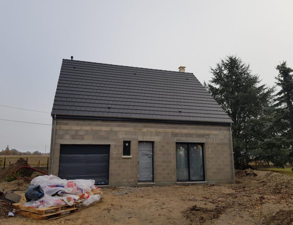 Maison pr fabriqu e beton france ventana blog - Maison bloc modulaire ...