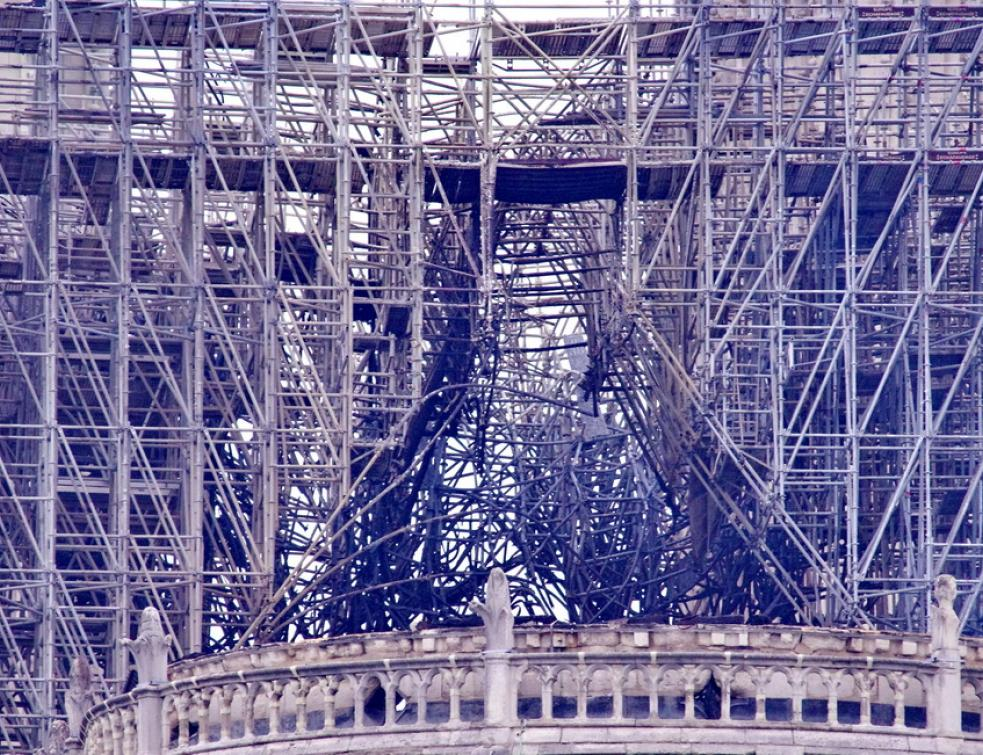Notre Dame De Paris Dix à Quinze Ans De Travaux De Restauration à