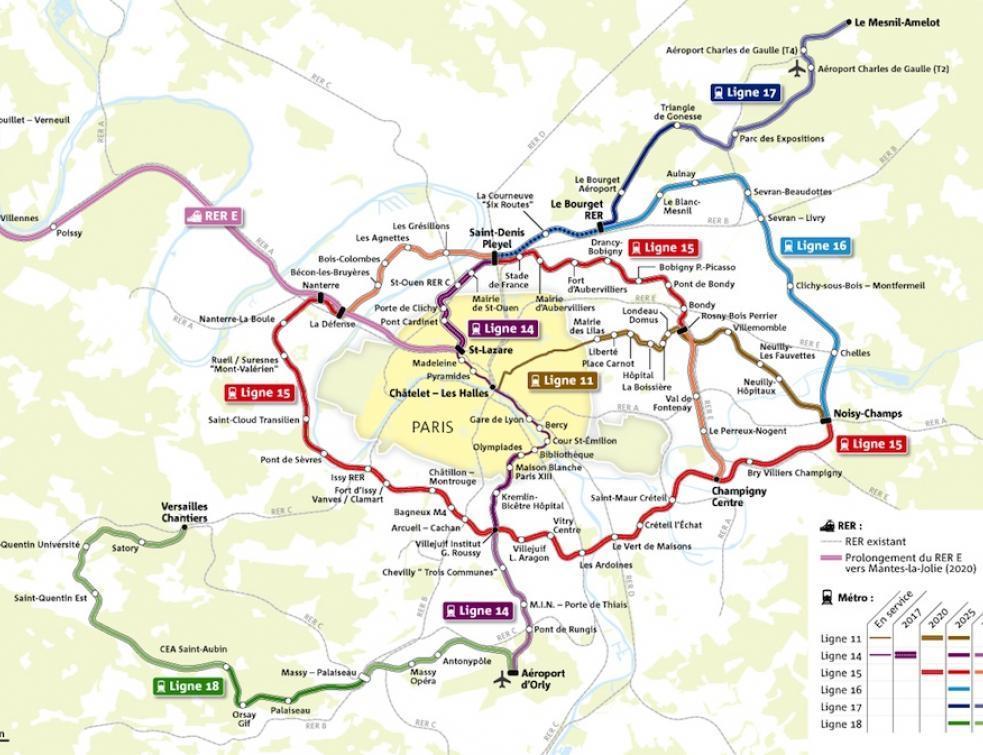 b920cd73a3dc4 Métro du Grand Paris : la SGP cherche un plan B à La Défense